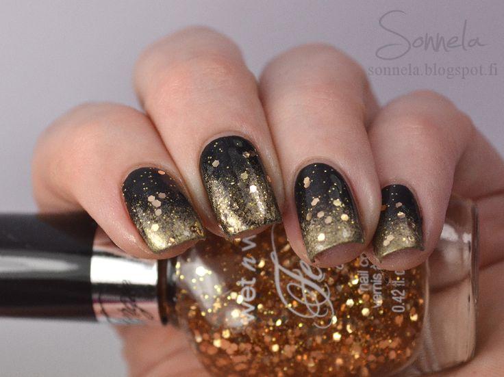 Black & gold by Sonnela