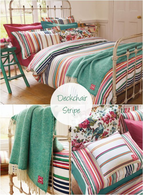 Joules-Bed-Linen-Deckchair-Stripe