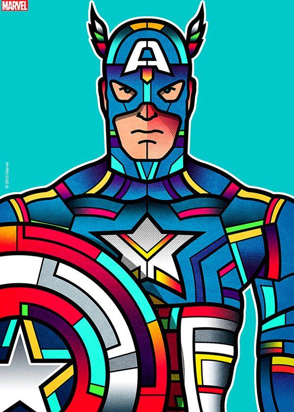 Capitán América age of ultron