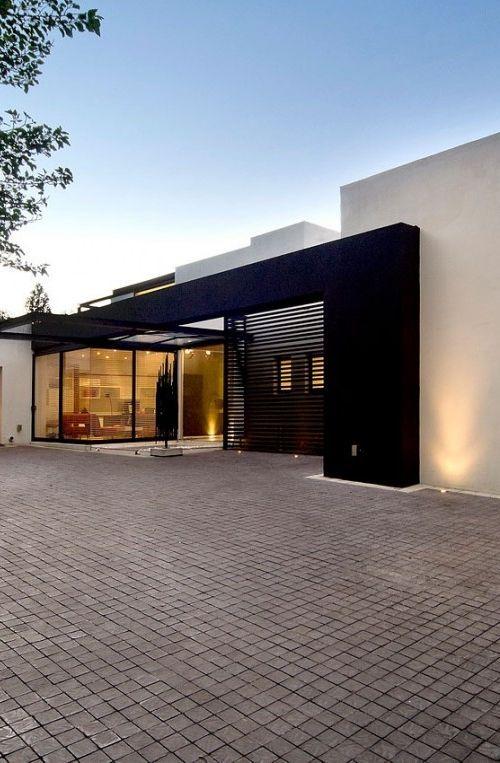 Modern Guard House Design: 78+ Ideas About Modern House Facades On Pinterest