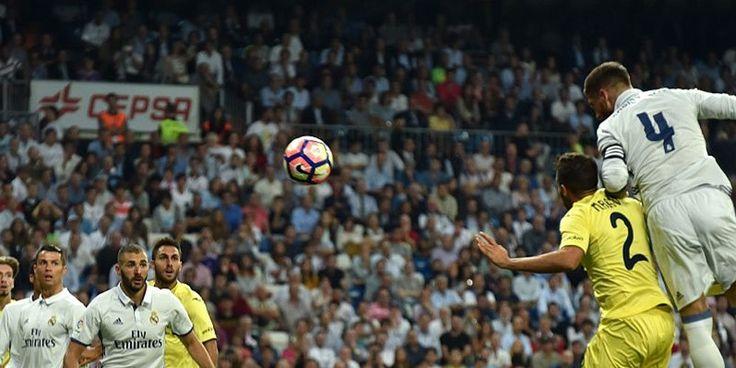 Peringkat 6 Villarreal (39 poin) akan menjamu pemimpin klasemen Real Madrid (52 poin) di jornada 24 La Liga 2016/17, Senin (27/2). Dalam enam laga kandang terakhirnya melawan Madrid di La Liga, Villarreal hanya menang sekali (S2 K3), yakni dengan skor 1-0 pada musim 2015/16 kemarin.   #Berita #Berita Bola #Berita Liga #Berita Liga Spanyol #Bruno Soriano #Fran Escriba #La Liga #Liga #Liga Spanyol #Real Madrid #Sergio Ramos #Statistik #Villarreal #Villarreal vs Real Madrid #Z