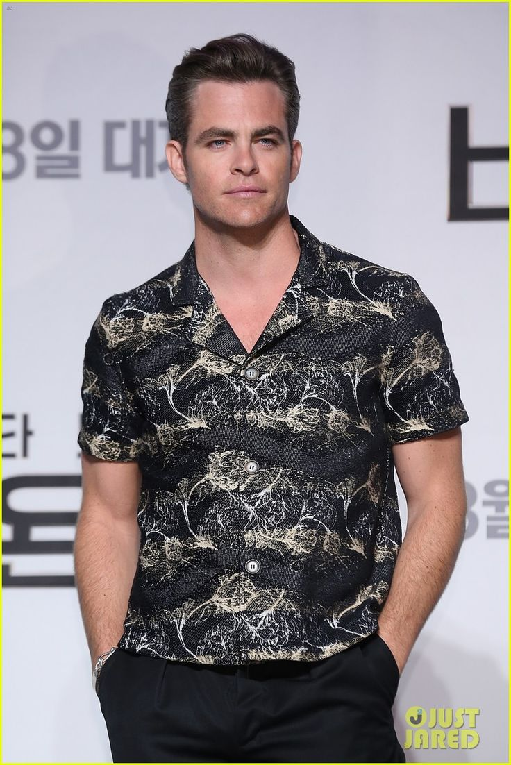 Chris Pine & Zachary Quinto Bring 'Star Trek's Message Of 'Unity' To Seoul!