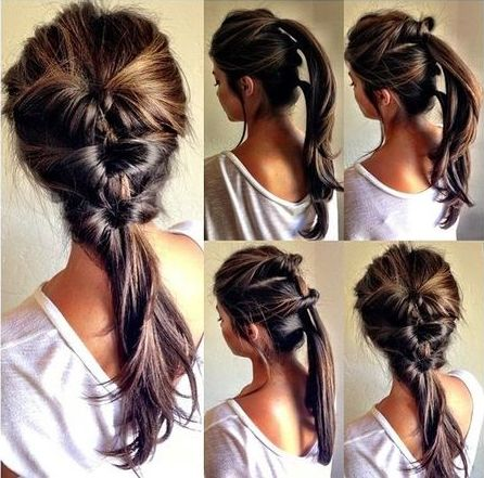 Easy for trying #HairTutorial