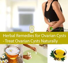 Herbal remedies for ovarian cysts are the best methods to keep muscle cramps and pain under control. They have the ability to get rid of toxins from the body naturally.