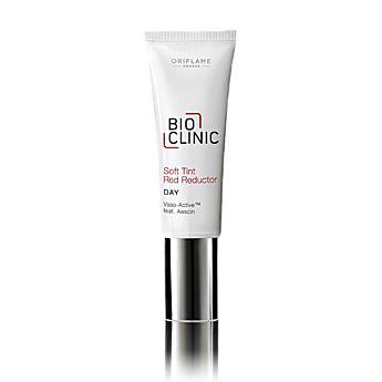 Bioclinic Soft Tint Red Reductor Day    Denní tónovaný krém proti zarudnutí pleti Bioclinic