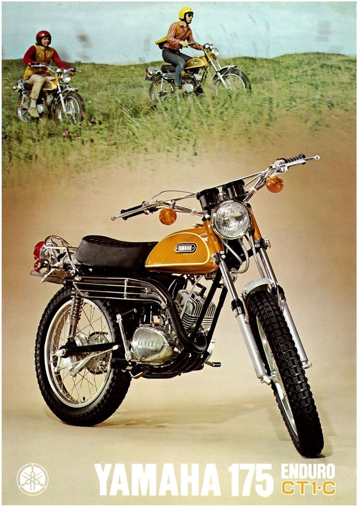 Yamaha Brochure CT1 CT1 C 1970 1971 Sales Catalog Catalogue Repro | eBay