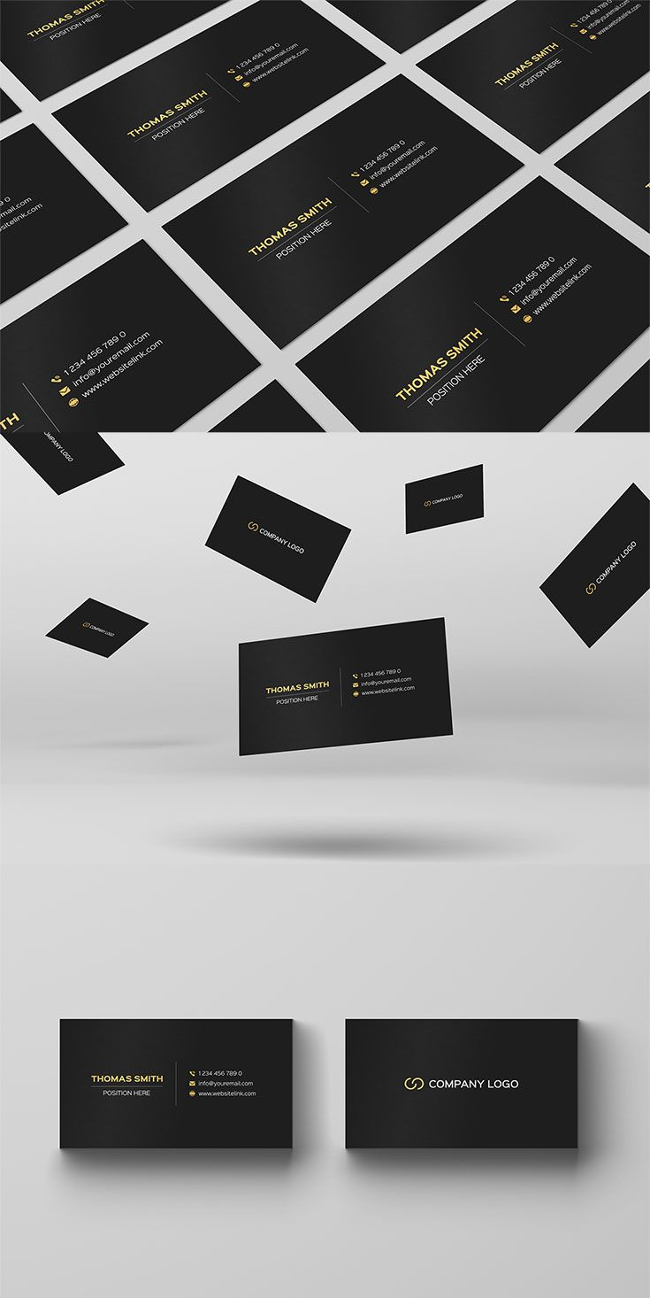 Free Minimalistic Business Card Template Minimalist Business Cards Business Card Psd Business Card Mock Up