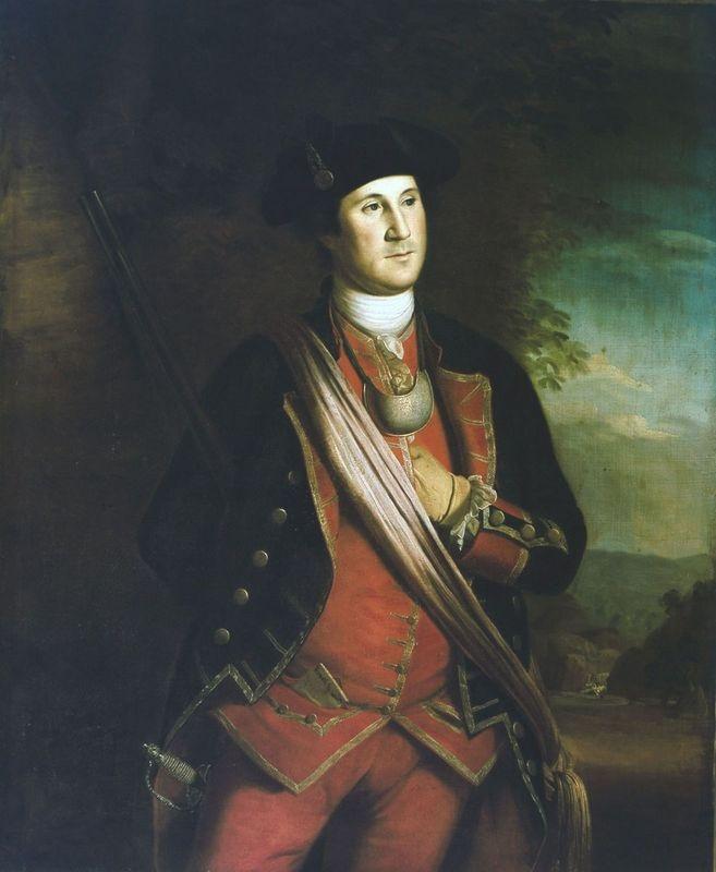 George Washington ~ Born Feb. 22, 1732 - Dec. 14, 1799 ~ Federalist Party ~ Vice President: John Adams. Buried at Mount Vernon.