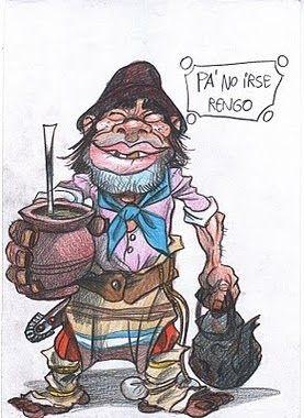aqui tengo el gusto y el honor de mostrarles a todos ustedes mi deleite como argentino que soy, a los gauchos de mi tierra