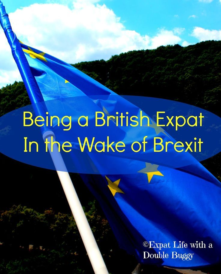 Expat Life With a Double Buggy: Being a British Expat In the Wake of Brexit