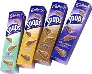 INNOVISIO - THE INNOVATION INFO BLOG : Case Study: Cadbury Snaps - New product development with a twist!