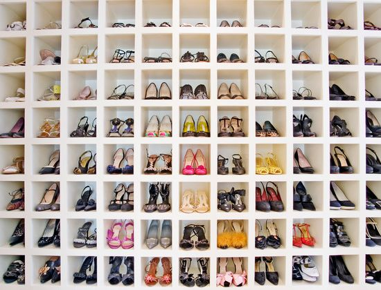 ... DIY Shoe Organizer Ideas  Built in Cubbies  DIY Shoe Storage Ideas