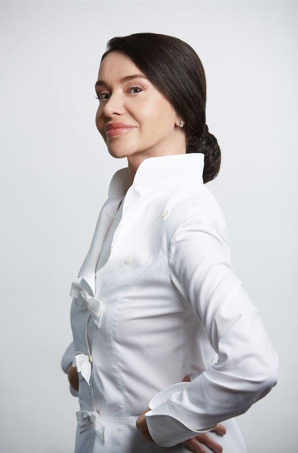 Martha Ortiz, la chef intensa come Frida Kahlo, è la prova che la cucina messicana è donna