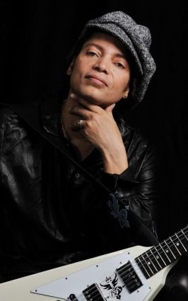 Remember.. (how could you forget!) Terence Trent D'Arby.. Check out (his) Sananda Maitreya's Music on ReverbNation