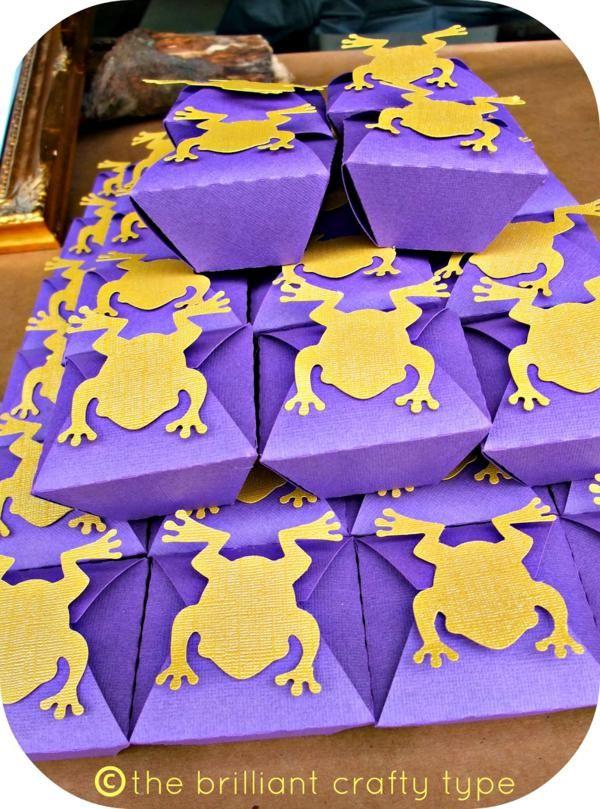 Harry Potter Birthday - Frogs_600x809