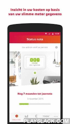 Mijn Eneco  Android App - playslack.com ,  Als klant van Eneco kunt u met deze gratis app eenvoudig al uw gegevens inzien en uw meterstanden doorgeven. Ook via de meterstandscanner. U hoeft hiervoor niet in te loggen. Ook kunt u uw maandelijkse termijnbedrag inzien, verhogen of verlagen, uw nota's downloaden en uw energieverbruik inzien. Heeft u een storing of wilt u contact met de Klantenservice, bijvoorbeeld via WhatsApp? Wij hebben alle informatie voor u op een rij. Zo heeft u dus altijd…