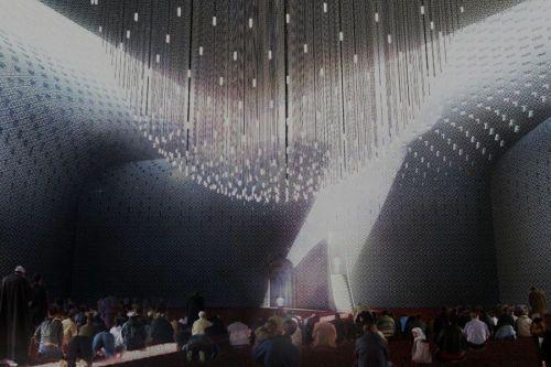 BIG - Bjarke Ingels Group, Martha Schwartz Partners, Buro Happold , Speirs & Major · New Mosque and Museum of Tirana