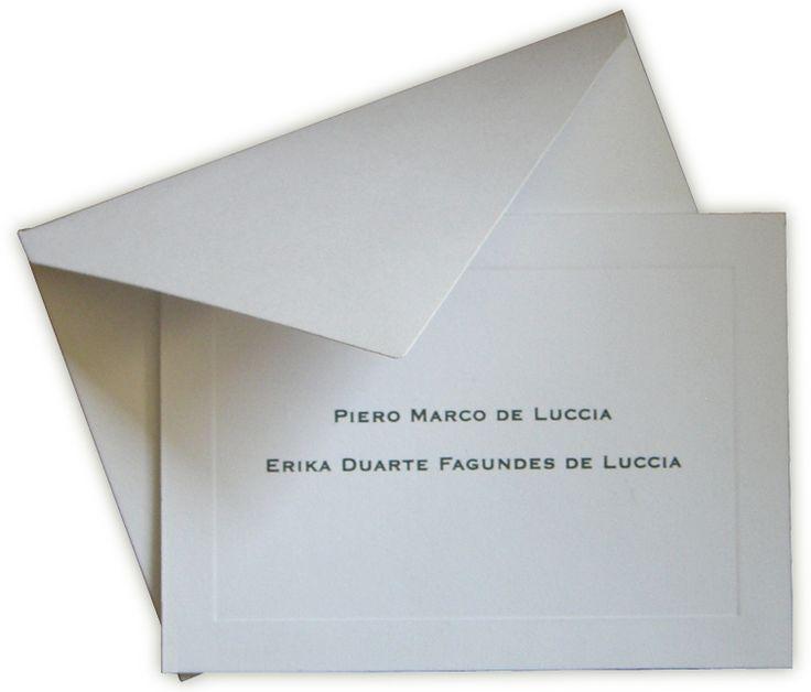 Cartão de Agradecimento 8x11cm - CA 002