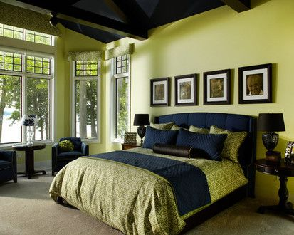 Client Home Gull Lake Mi, Traditional Bedroom, Grand Rapids