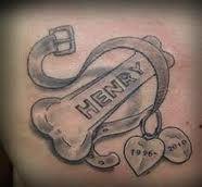 pet memorial tattoos - Google Search
