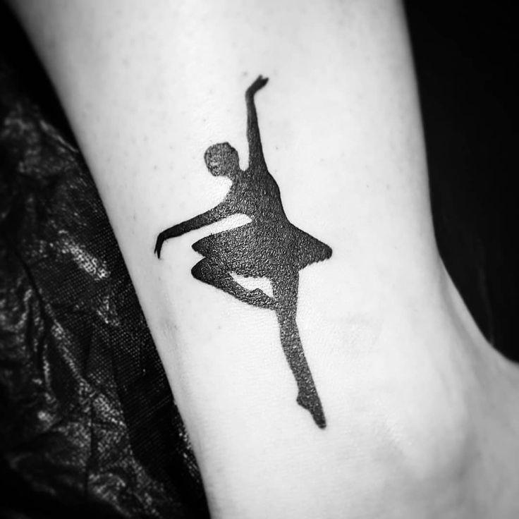 MDK.INK  Ballett Tattoo