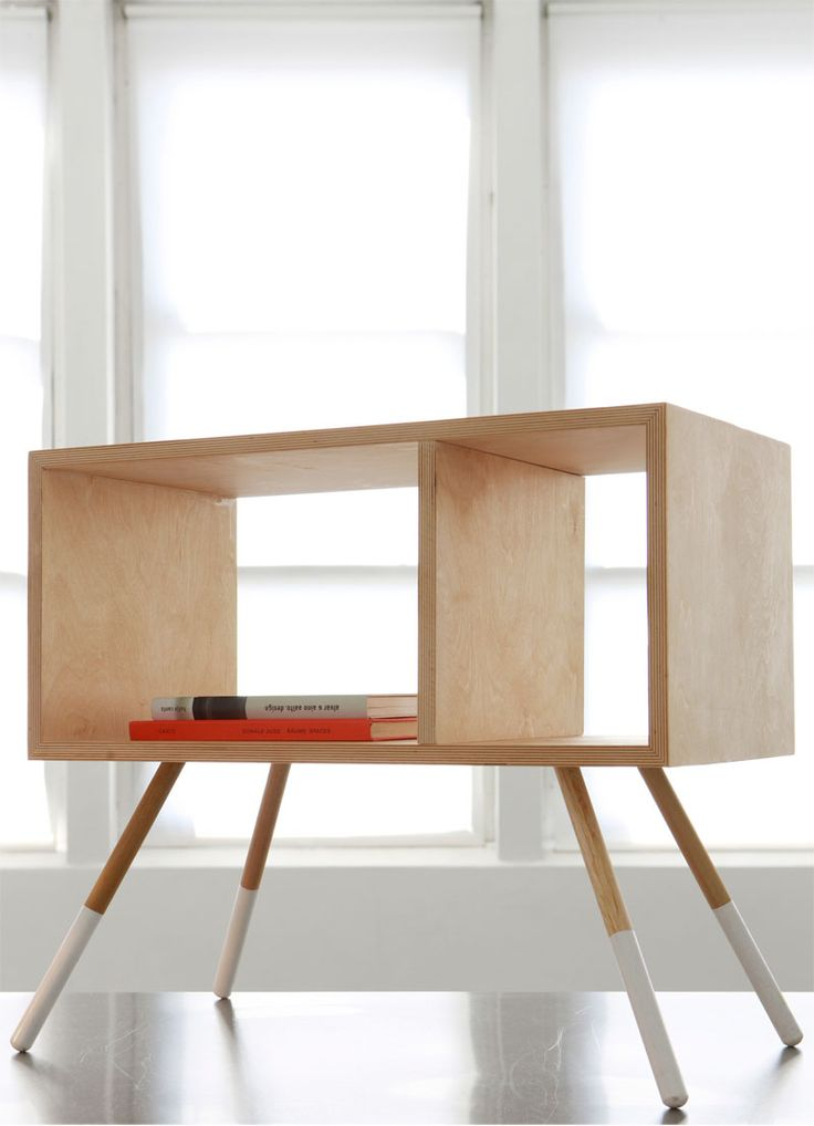 Little table. from Chuck Routhier: Occasional Tables, Ideas, Simple, Chuck Routhier, House, Furniture, Diy, Design
