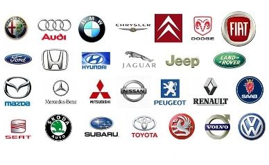 Vehicle Manufacturers Forecourt Flag Set www.tagster.co.uk