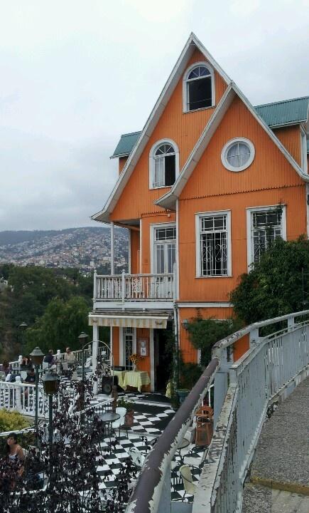 Valparaiso .Chile