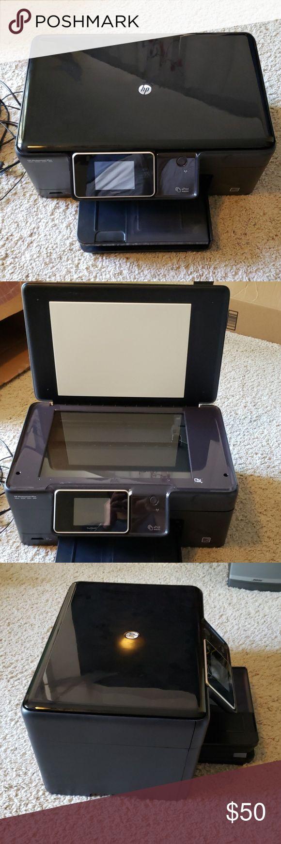 HP Photosmart Plus Printer B210a Print, scan, copy, web