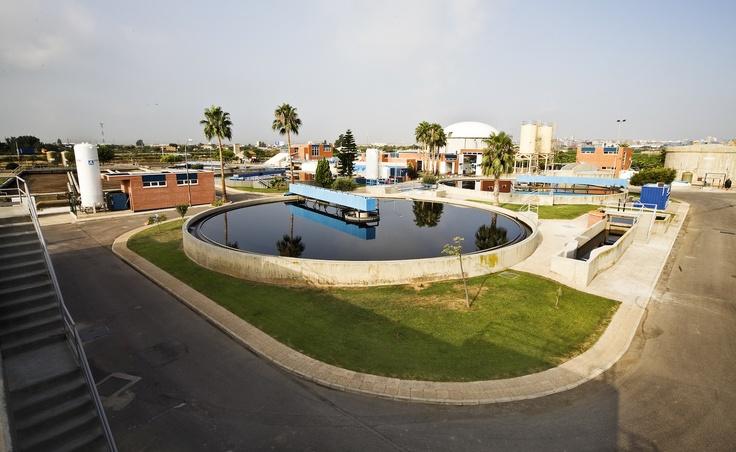 EDAR de Castellón de la Plana -Castellón- (C.Valenciana) Gestionada por FACSA