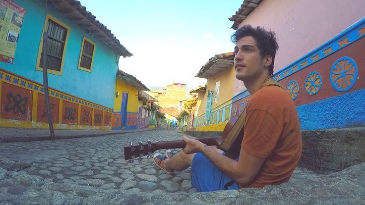 Carreyó - #UnDíaDeMiVida - Mi primera vez en Medellín