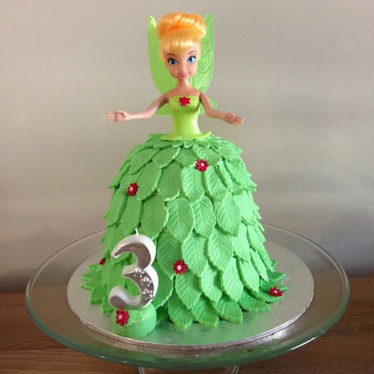 Tinkerbell Cake Topper