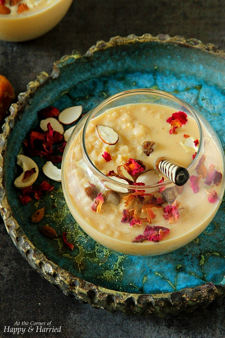 276 best indian sweets images on pinterest indian sweets indian slow cooker brown rice jaggery kheer happyharried happyandharried kheer rice indian dessert recipesindian forumfinder Choice Image