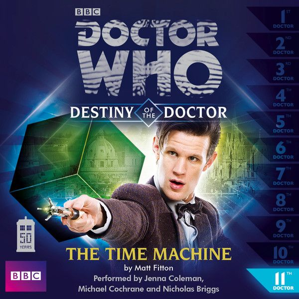 11. The Time Machine