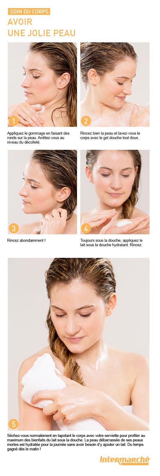 Suivez notre rituel #beauté pour avoir une jolie peau au quotidien. #tutoriel #maquillage