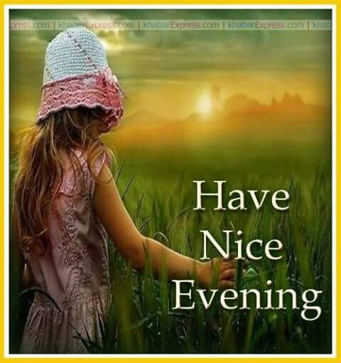 Image result for Nice Evening Images