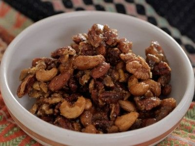 Nut Clusters - Haylie Duff - The Real Girl's Kitchen