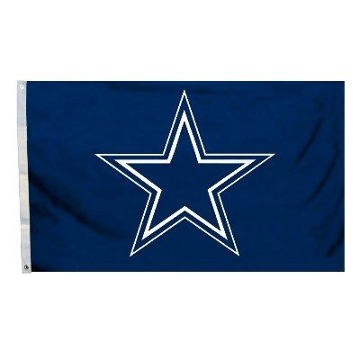 Dallas Cowboys flag. sells half the time for ~$25. cost me  $16 investment/loss if not sold.