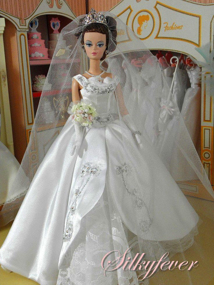 351 best Barbie Bridal Gown Sets images on Pinterest