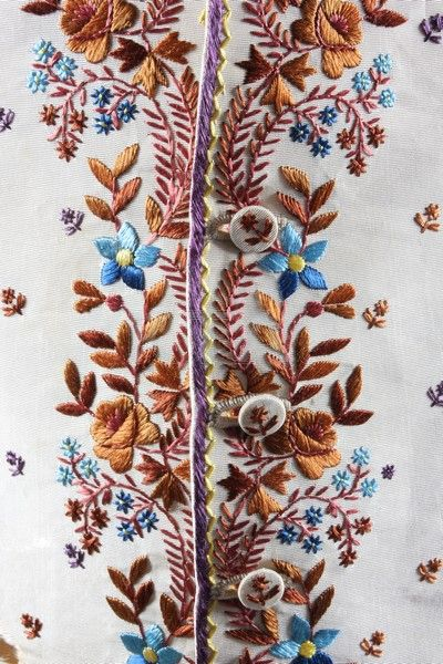 88 Best 1700-1800 Opulent Menu0026#39;s Fashion Images On Pinterest | Embroidery 18th Century And Buttons