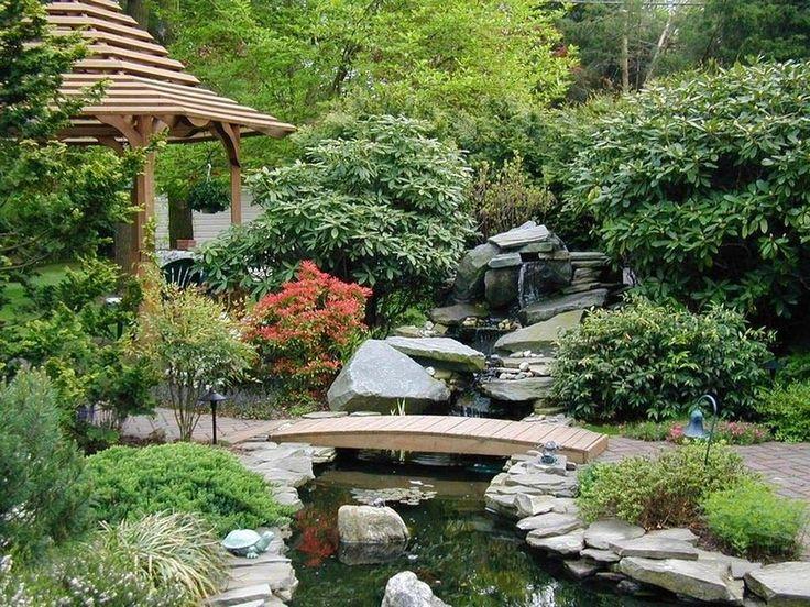 Фото из статьи: Как обустроить японский сад: советы ландшафтного дизайнера