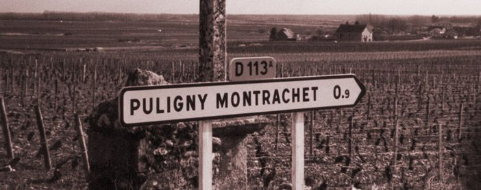 Puligny-Montrachet. On my to do-list.