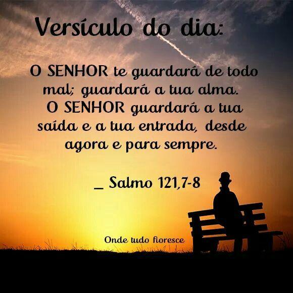Salmo 121, 7-8