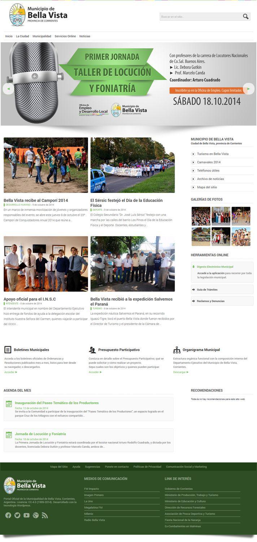 Home - Municipalidad de Bella Vista Corrientes