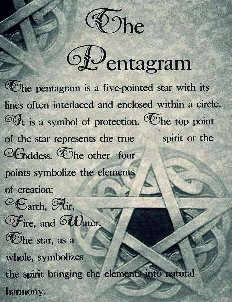 "Well, spirit of everything, really, not just ""the goddess"".  Mystics & Magic"