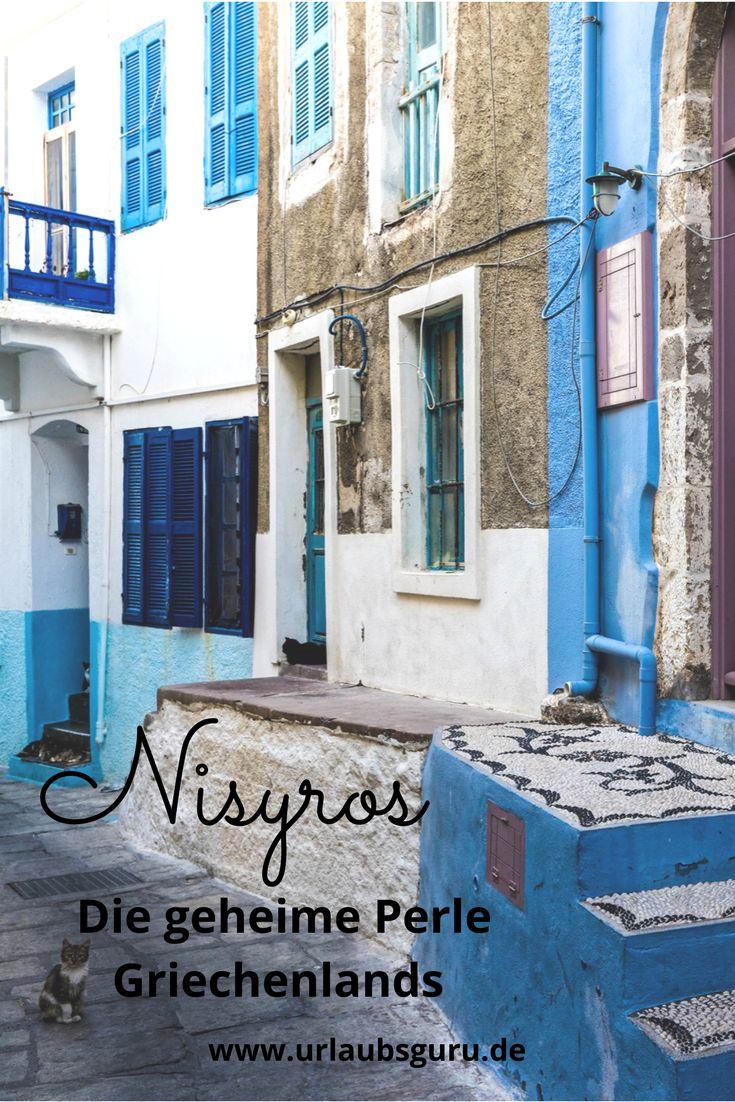 Nisyros – der Geheimtipp in Griechenland