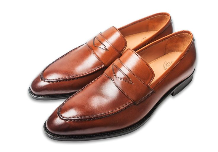 Classic Loafer #Men #shoes