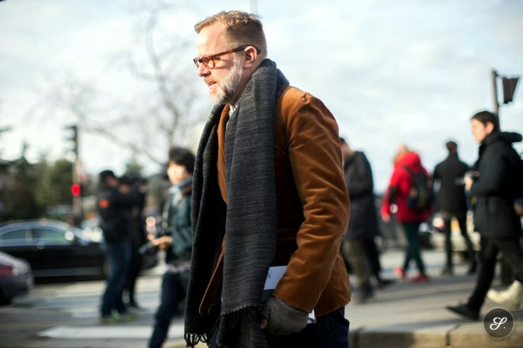 Bruce Pask Men's Fashion Director at T Magazine
