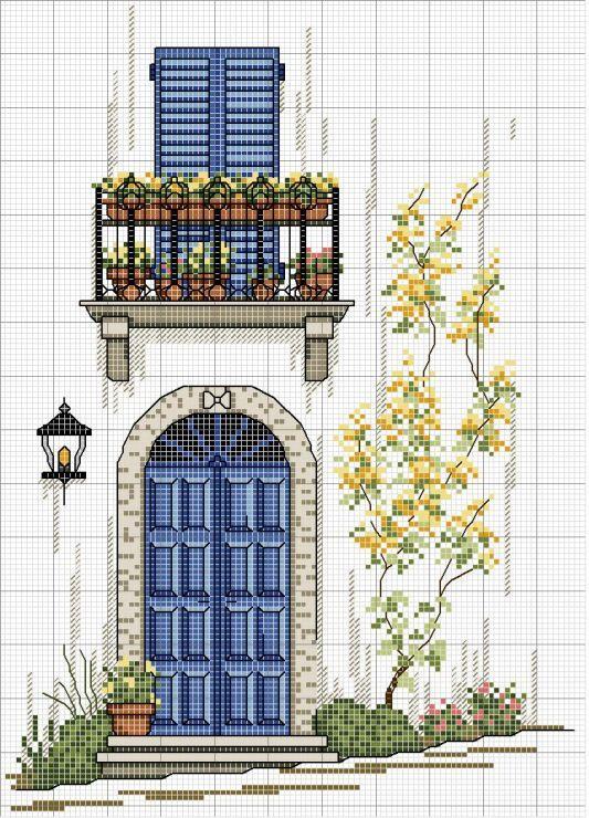 Gallery.ru / Foto # 2 - Ventanas, puertas - natalytretyak