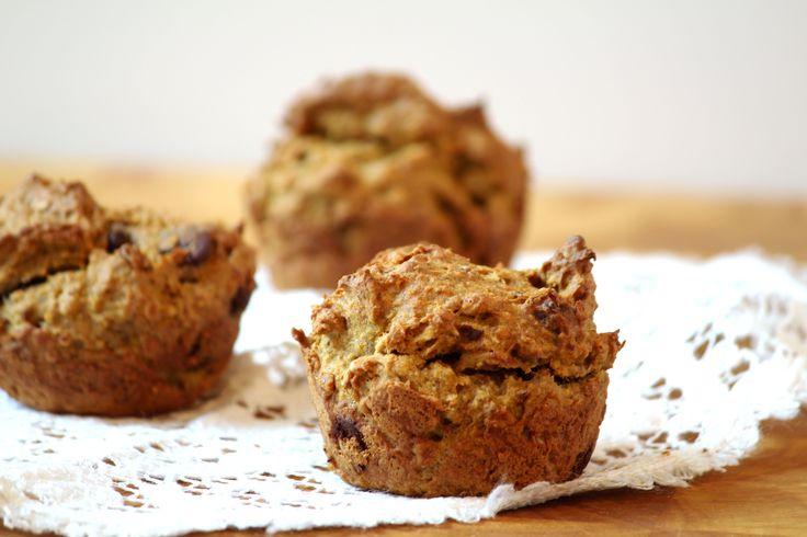 Gluten Free Pumpkin Muffins | eat clean | Pinterest